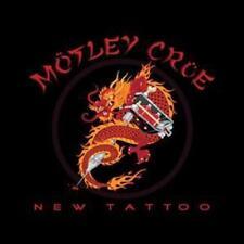 Mötley Crüe New Tattoo, 2 CD /2000/2011/19 Songs/neu OVP