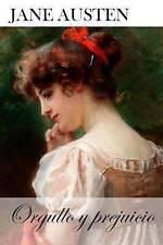 NEW Orgullo y prejuicio (Spanish Edition) by Jane Austen