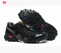 Outdoor Men's Salomon Speedcross 3 Athletic Running Hiking Sneakers Shoes