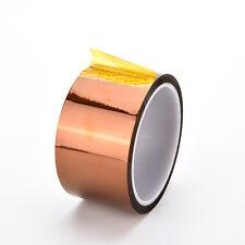 50mm 5cmx30M Kapton ruban à haute température résistant à chaleur polyimide IU
