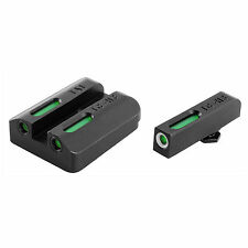 NEW TRUGLO Tritium Pro S&W Bodyguard .380 Front/Rear Night Sight TG231MP2W