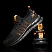 Men's Spots Running Shoes Outdoor Walking Athletic Sneakers Jogging Tennis Gym