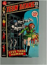Teen Titans 33 Lilith in trouble F/Vf