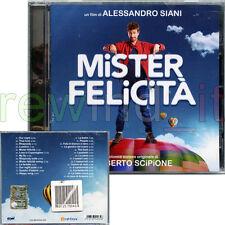 """RARO CD OST """"MISTER FELICITA'"""" MUSICHE DI UMBERTO SCIPIONE - SIGILLATO SIANI"""