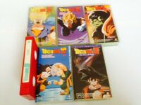 Dragon Ball Z VHS Tapes  Bulk Lot Assorted x 6 tapes