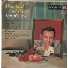 Jim Reeves 33RPM Speed Country LP Records