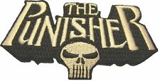 Punisher Aufbügler/Embroidery patch # 1-Marvel-écusson