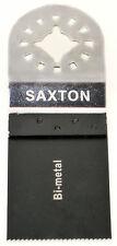 Saxton 3x35mm per Fein Multimaster Attrezzo Multifunzione Bosch lame bi-metallo