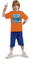 Child Kids WWE Wrestling John Cena Cenation Std Costume