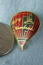 HOT AIR BALLOON PIN NUMBRECHT BGC ?