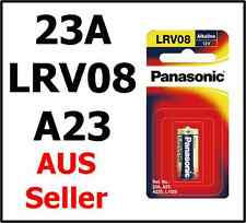 Panasonic 23A A23 LRV08 Alkaline Battery 12V A23S Car Alarms remote control