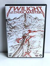 TWILIGHT OF THE DARK MASTER MANGA ANIME DVD NL SUBS DUTCH COVER VERSION CULT 90S