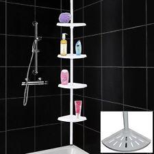 Suction Plastic Bathroom Shower Caddies/Organisers