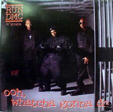 "Run DMC - Ooh, Whatcha Gonna Do 12"" Mint- PRO 7400A Vinyl 1993 Record Promo"