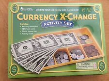 Learning Resources Currency X-Change Activity Set