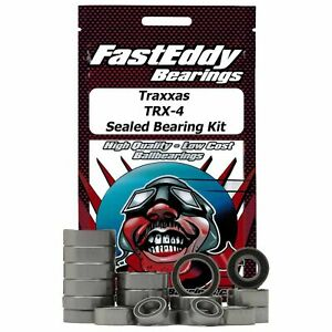 Team Fast Eddy Sealed Bearing Kit -for Traxxas TRX-4 (TFE4522)