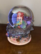 Disney Snowglobe Little Mermaid, New In Box, Excellent Condition