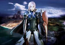 LIGHTNING RETURNS FINAL FANTASY XIII XBOX ONE PS4 PS3 GAME PC POSTER YF5320