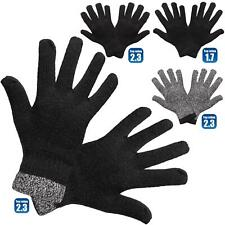 Thermal Gloves for Mens Woolly Winter Warm Extra Thick Yarn Heat Insulator Glove