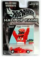 2003 Hot Wheels HALL OF FAME Milestone Moments Michael Schumacher F1 King