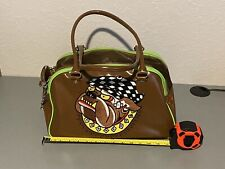 Authentic Ed Hardy Small Animal Carrier.