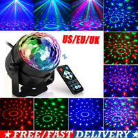 LED Stage Light Disco Party DJ KTV Outdoor Garden Lamp Laser Projector Decor NEW
