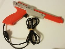 Nintendo NES Zapper Light Gun Controller Orange Original OEM Official NES-005