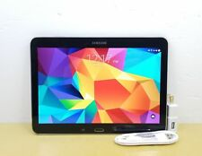 SAMSUNG Galaxy Tab 4 10.1in SM-T530NU 16GB Wi-Fi Android Tablet Black