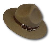 More details for traditional boy scout uniform baden powell campaign 'lemon squeezer' hat