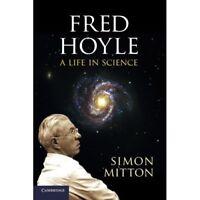 Fred Hoyle Life Science Simon M. Paperback 9780521189477 Cond=LN:NSD SKU:3250343