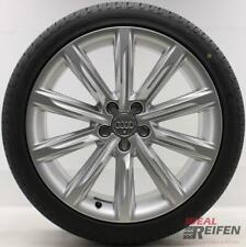 4 Original Audi Rs4 8k B8 Winter Wheels Set 4g8601025k Alloy SLINE S