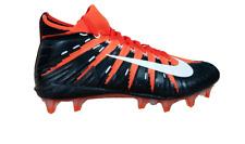 Nike Alpha Menace Elite 877140-810 Men's Orange/Black-White Football Cleats 15
