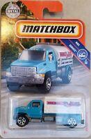 Matchbox - 2019 MBX Service 2/20 Petrol Pumper 93/100 (BBFYR84)