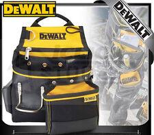 Dewalt DWST 1-75652 Heavy Duty Bolsa De Cinturón de herramientas de uñas y martillo bucle de martillo Inc