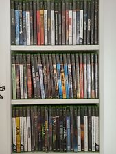 Lot +240 Jeux Xbox 1ere Génération