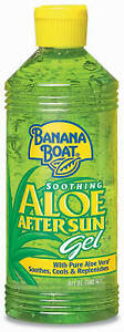 Soothing Aloe After Sun Gel, 8-oz. -10007