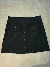 Autograph denim skirt size 12