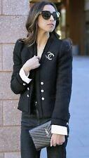 100% Authentic ZARA Tweed Poplin Jacket