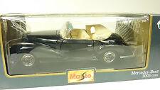 """Maisto """"BAUER"""" 1/18 Mercedes-Benz 300S 1955 in OVP (LZ6391)"""