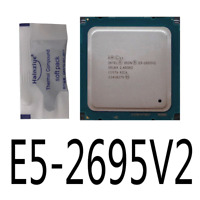 Intel Xeon E5-2695V2 E5-2695 V2 SR1BA 2,40GHz - 3,20GHz LGA2011 12Core Prozessor