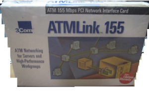 3com ATMLink 155 3C975-F ATM 155Mbps PCI
