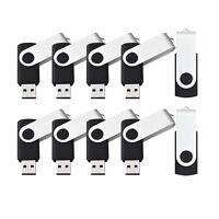 10X 4GB USB Stick Flash Drive 2.0 Speicherstick Memory Speichermedien Thumb Pen