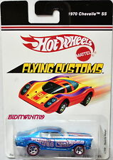 Hot Wheels Flying Customs L7409 Made By Mattel 1970 Chevelle Ss