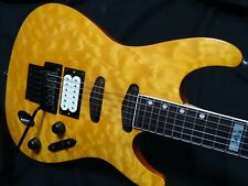 Ibanez FGM 400 QM Quilted Maple Top Frank Gambale Signature Model Japan 1997