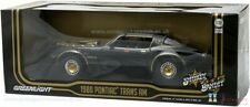 1 18 Greenlight 1980 Trans Am Smokey and The Bandit II