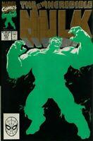 Incredible Hulk #377 2nd Print VF or Better 1st Professor Hulk Avengers