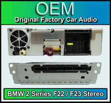 BMW 2 Series F22 F23 coches reproductor de CD Radio Estéreo, BMW Professional base de entrada