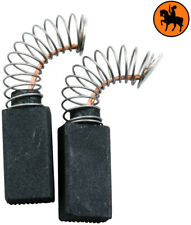 Spazzole di Carbone SPIT 325 martello - 5x8x15mm - Con arresto auto