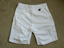 Vintage1990's Ralph Lauren Polo Golf Classic White Chino Shorts Mens Size 30