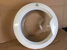 Indesit Vented Tumble Dryer IDV75 door with hinge